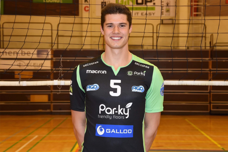 Photo of Lars MADDENS