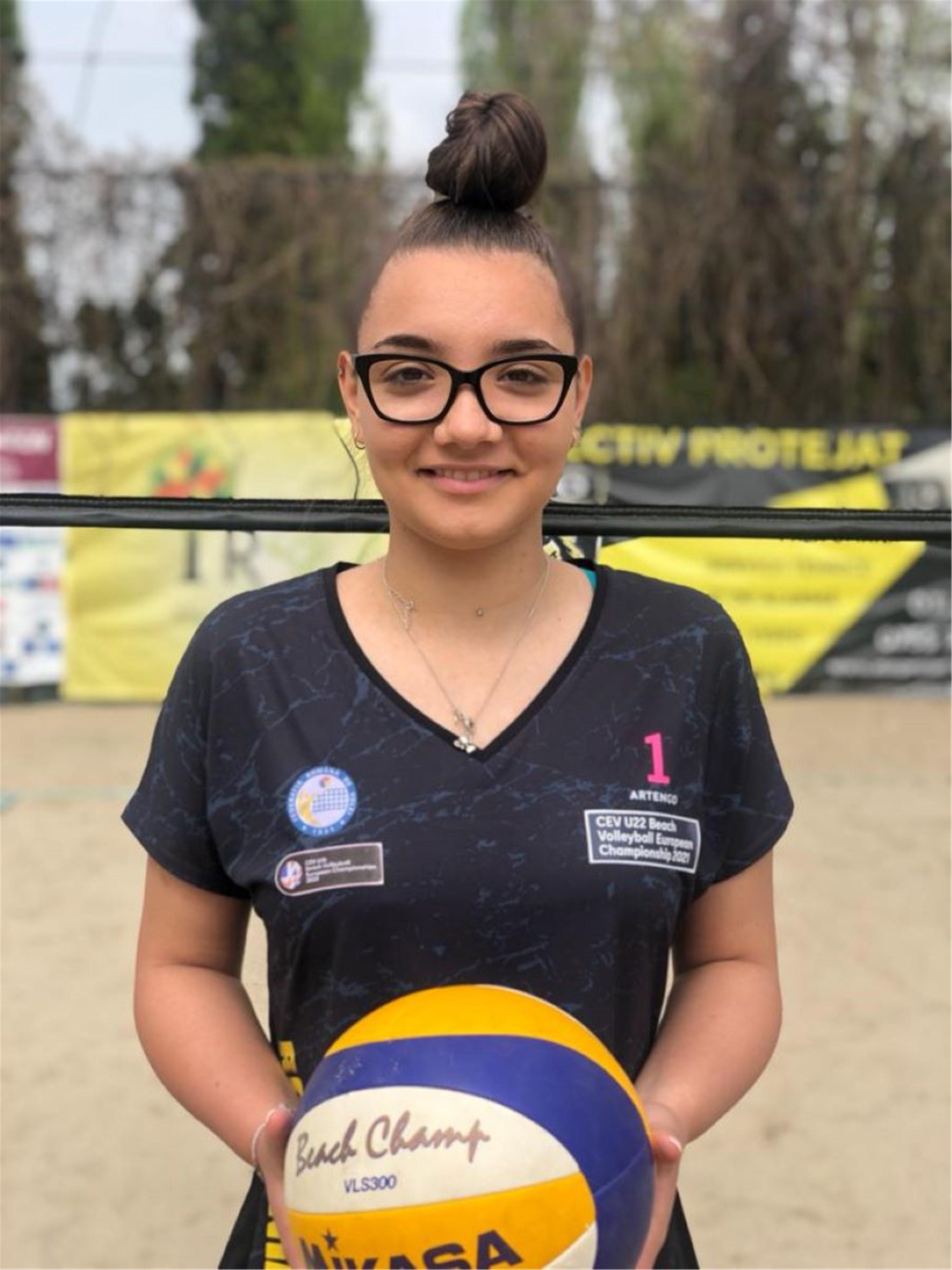 Photo of Alexia Ioana BRADATAN