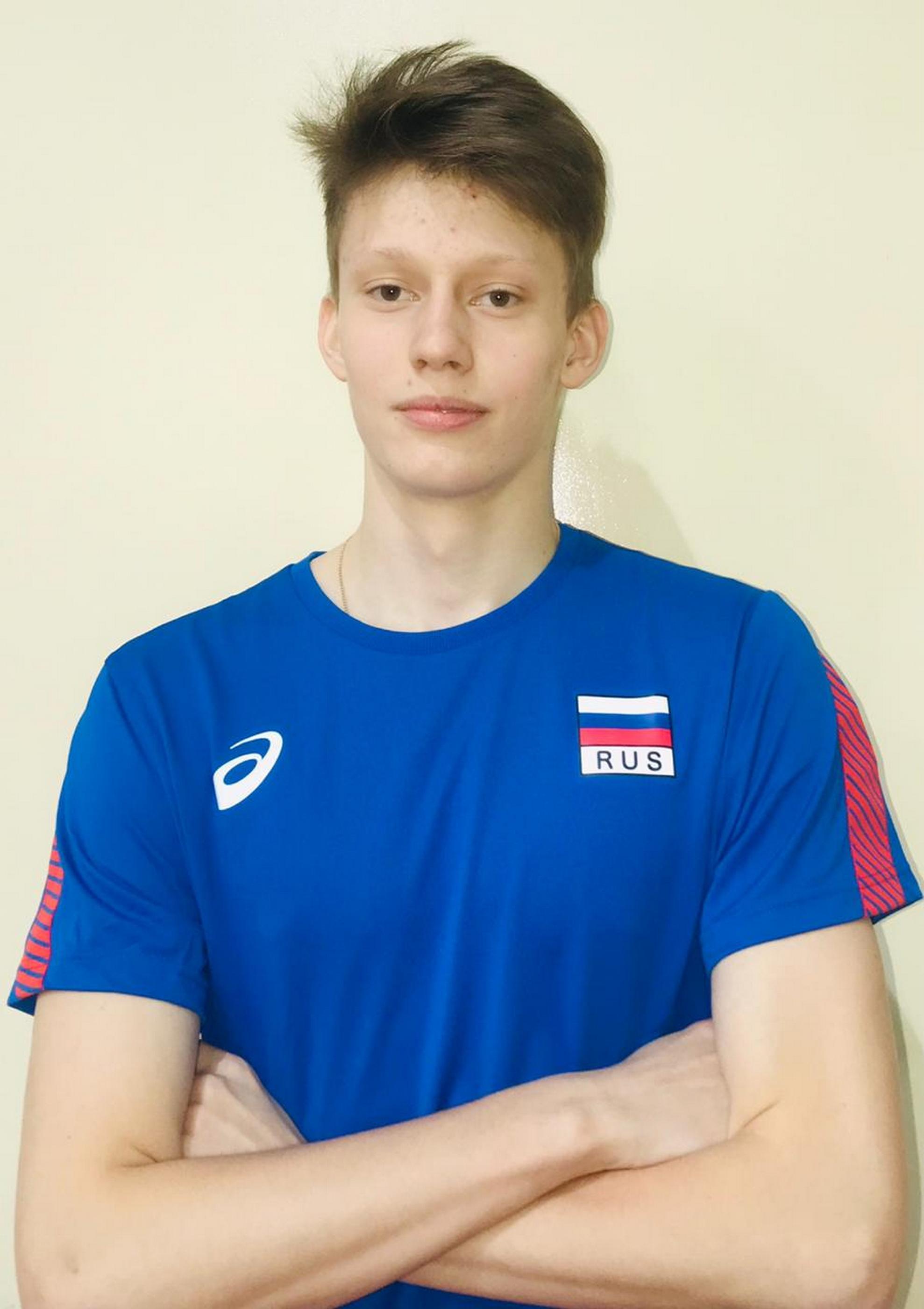 CHEKMIZOV Kirill