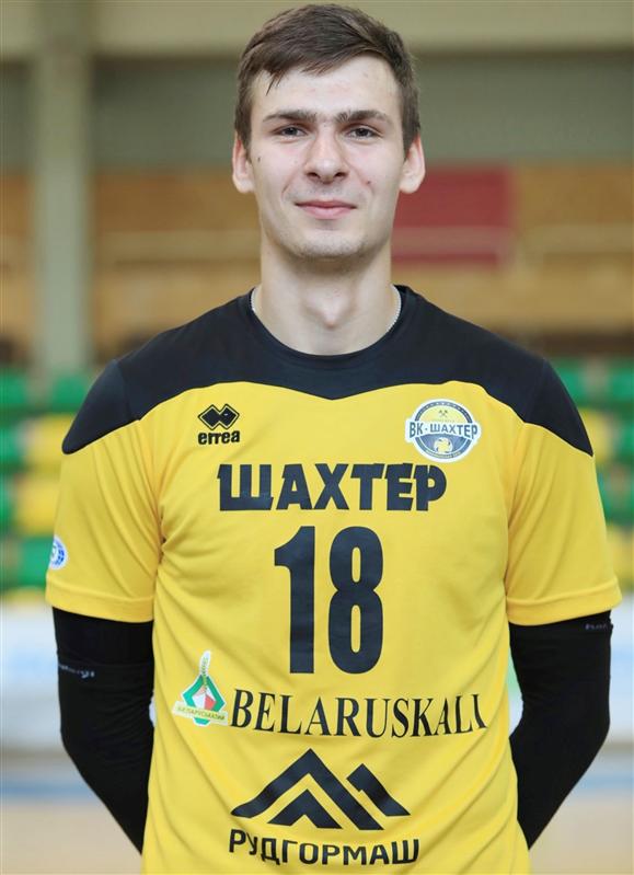SHKREDAU Maksim